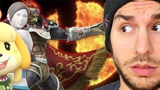 The Most Surprisingly POWERFUL Smash Characters! (Feat. TierZoo)
