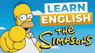 Learn English with The Simpsons [Advanced Lesson]