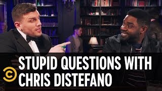 Ron Funches Knows Exactly What Video Game He'd Live In - Stupid Questions with Chris Distefano