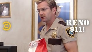 Reenacting a Crime (With an Assist from Arby's) - RENO 911!