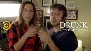 A New Year's Toast from Drunk History